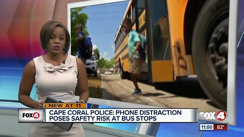 Cape Coral Police giving local students safety reminder