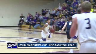 College of Idaho names new basketball head coach - Video