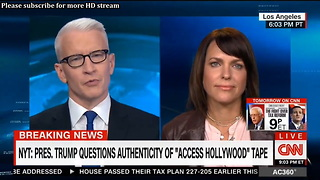 Arianne Zucker, Actress in TRUMP 'Access Hollywood' Tape. - Video