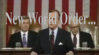 The New World Order is here...