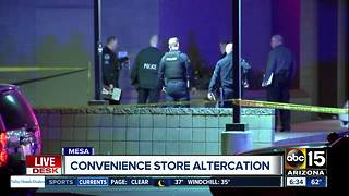 QuikTrip closed for Mesa police investigation - Video