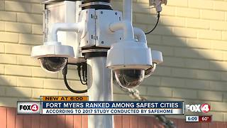 Fort Myers ranked among safest cities - Video