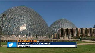 Mitchell Parks Domes task force down to 2 options