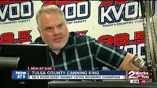 Tulsa's canning king - Video