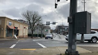 Hollywood District Portland Oregon homeless camps March 2020