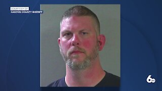 Man arrested after he allegedly waved a handgun at juveniles at The Haunted World