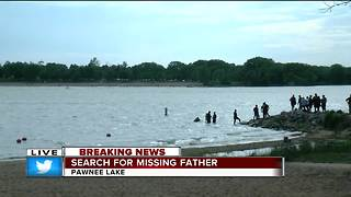 Search at Pawnee Lake underway for missing man - Video