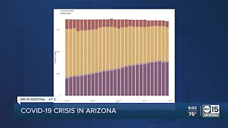 COVID-19 crisis in Arizona