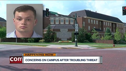 PD: Miami University student threatened to 'shoot up' fraternity