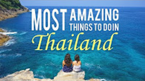 Most amazing things to do in Thailand