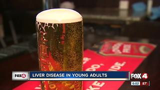 Liver disease in young adults - Video