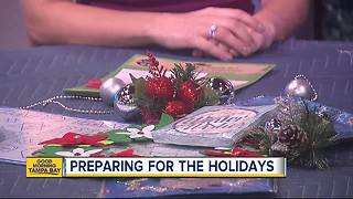 Tidy ways to dress up your home for holidays