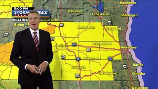 Brian Gotter's Wednesday 5pm Storm Team 4cast - Video