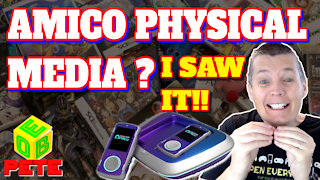 Countdown to the Amico - Amico's Physical Media will Blow your mind!