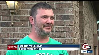 String of home, vehicle break-ins impact Franklin community - Video