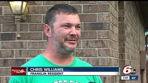 String of home, vehicle break-ins impact Franklin community