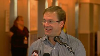 Chris Abele proposes international terminal at Milwaukee's General Mitchell Airport - Video