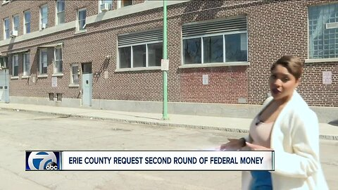 Erie County looking for a second round of federal funding