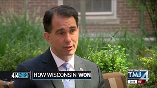 How Did Wisconsin Win Foxconn? - Video