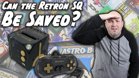 Can the Hyperkin RetroN SQ Be Saved? How to Update the Firmware