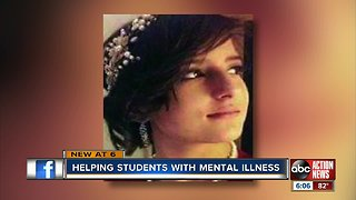 A Tampa Bay mother brings mental health curriculum into Hillsborough Co. schools