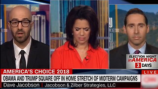Montage of Establishment Media Hacks as They Realize There's No Blue Wave