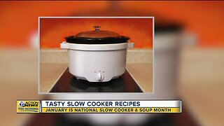 Tasty slow cooker recipes for National Slow Cooker & Soup Month