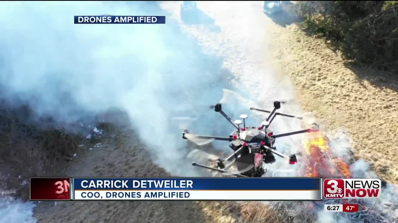 Fighting Wildfires From the Sky