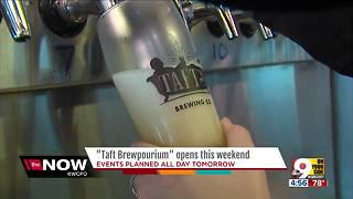 Taft's Brewpourium seeks to elevate craft beer experience - Video