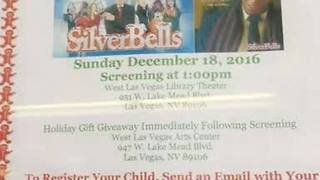 Antonio Fargas holds films screening, donates toys to youth - Video