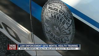Largo Police to start mental health unit - Video