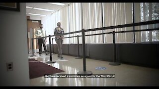 Wayne County Circuit Court: Juror Health and Safety Video