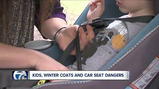 Car seat safety this winter - Video