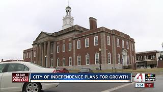 City of Independence plans for growth - Video