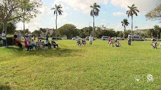 West Palm Beach's Currie Park marks 100th anniversary