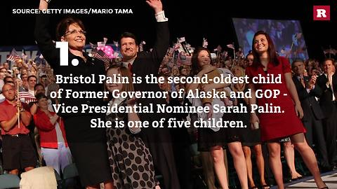 5 facts about Bristol Palin   Rare People