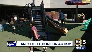 Valley doctors find success in screening early for autism
