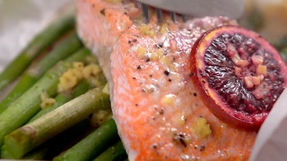 Orange-Ginger Salmon - Video