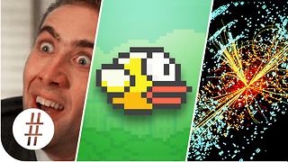 Random Numbers: Nic Cage, Flappy Birds & the Hadron Collider