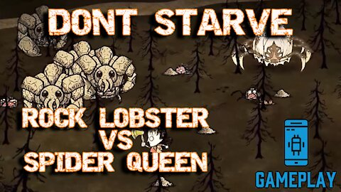 Don't Starve. How to beat Spider Queen