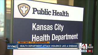 Task force and KC Health Department team up to combat violence - Video