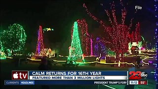 Holiday Lights at CALM returns for 16th year