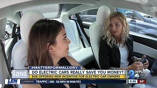 New incentives for electric car owners