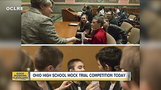 Thousands of Ohio high schoolers take part in Mock Trial