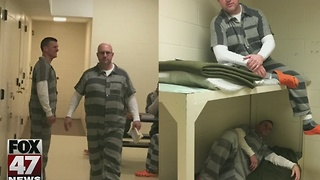 Ingham County Sheriff spends time in local jail