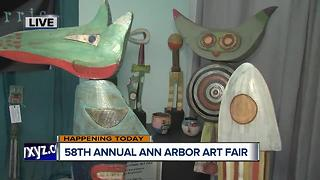 2017 Ann Arbor Art Fair - Video