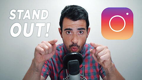 Instagram Marketing - How to STAND OUT with INSTAGRAM STORIES