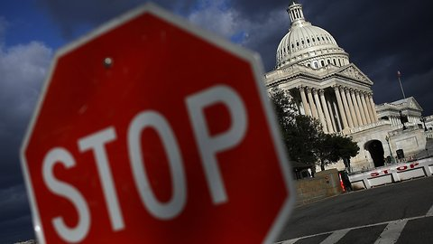 How Will The Govt. Shutdown Affect Paychecks For Federal Employees?