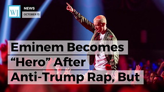 "Eminem Becomes ""Hero"" After Anti-Trump Rap, But America Needs To Know Truth About His Past - Video"