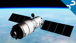 HowStuffWorks NOW: Is China's space station falling? - Video
